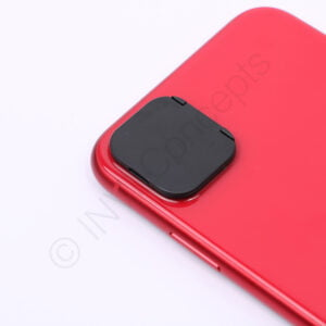 Rear lens cover iPhone 11 closed